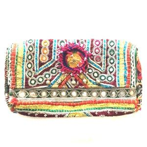 Handmade Purse/Clutch  from India